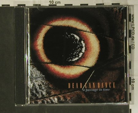 Dead Can Dance: A Passage In Time, 4AD(RTD 120.1236.2), D, 1991 - CD - 99081 - 10,00 Euro