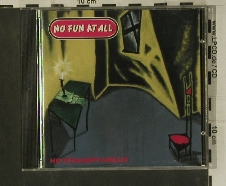 No Fun At All: No Straight Angles, Burning Heart(BHR 011), S,  - CD - 99153 - 10,00 Euro