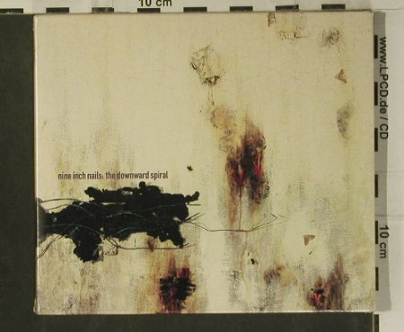 Nine Inch Nails: The Downyard Spiral, Island(522 126-2), UK, 1995 - CD - 99157 - 10,00 Euro