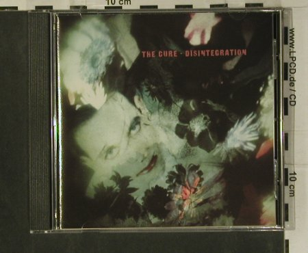 Cure: Disintigration, Fiction(839 353-2), D, 1989 - CD - 99166 - 10,00 Euro