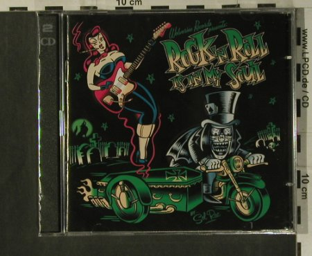 V.A.Rock'N'Roll Is in My Soul: 48 Tr., FS-New, Wolverine(), D, 2008 - 2CD - 99302 - 10,00 Euro