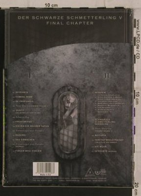 Asp: Requiembryo, Digibook, FS-New, Trisol(), EU, 2007 - 2CD - 99832 - 25,00 Euro