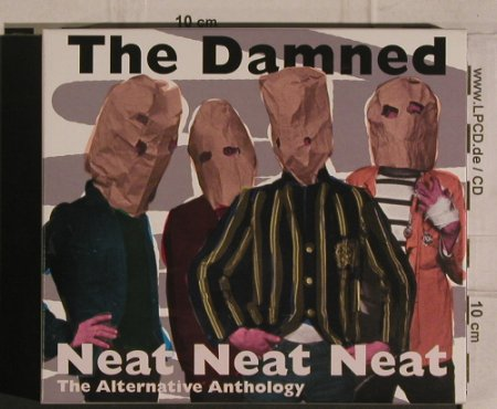 Damned,The: Neat Neat Neat, altern.Anthology, Sanctuary(SMETD128), EU, 2004 - 3CD - 99900 - 12,50 Euro