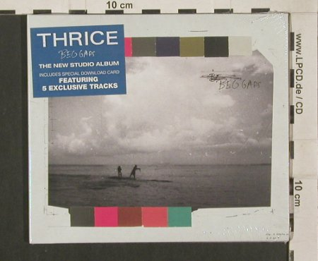 Thrice: Beggars, Digi, FS-New, Vagrant(VRUK101), UK, 2009 - CD - 80040 - 10,00 Euro