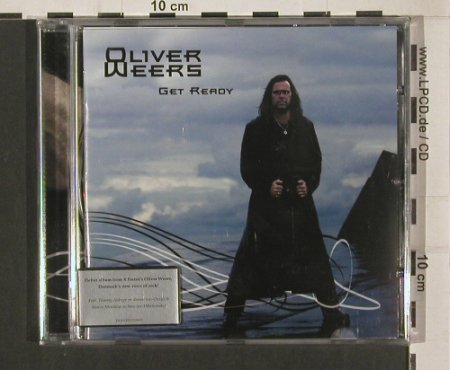 Weers,Oliver: Get Ready (X Factor), FS-New, Target(cd081), , 2008 - CD - 80113 - 10,00 Euro
