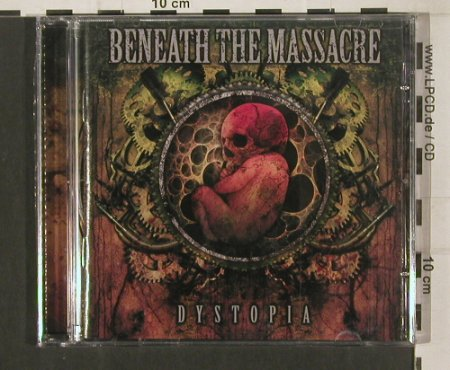 Beneath The Massacre: Dystopia, FS-New, Prosthetic(), US, 2008 - CD - 80142 - 10,00 Euro