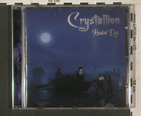 Crystallion: Hundred Days, FS-New, Dockyard 2(DY200922), EU, 2009 - CD - 80150 - 10,00 Euro