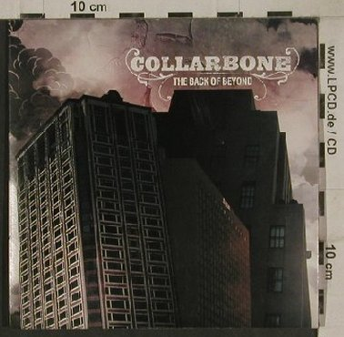 Collarbone: The Back of Beyond,Promo,Digi,11Tr., Ranch(), ,  - CD - 80541 - 5,00 Euro