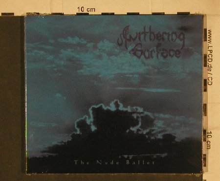 Withering Surface: The Nude Ballet, Digi, FS-New, Euphonious Rec.(PHONI 029), , 2010 - CD - 80607 - 5,00 Euro