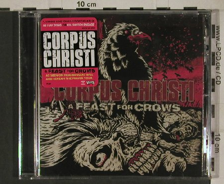 Corpus Christie: A Feast for Crows, FS-New, Victory(VR557), , 2010 - CD - 80614 - 7,50 Euro