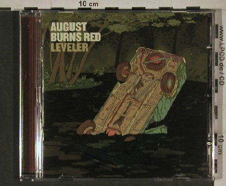 August Burns Red: Leveler, 16Tr., Solid State(HOFF128cdb), , 2011 - CD - 80617 - 7,50 Euro