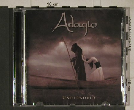 Adagio: Underworld, FS-New, XIIIbisRec(70022640772), Ri, 2010 - CD - 80651 - 7,50 Euro