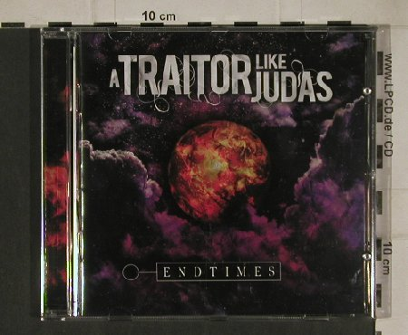 A Traitor Like Judas: Endtimes, Swell Creek(SWCR032), , 2010 - CD - 80664 - 7,50 Euro