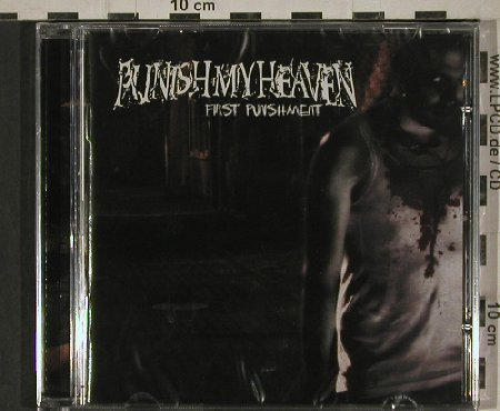 Punish My Heaven: First Punishment, Artist Station Rec.(ASR 048), , 2010 - CD - 80678 - 5,00 Euro