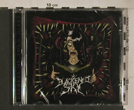 Blackened Sky: Secrets of Your Diary, FS-New, Swell Creek(SWCR035), , 2011 - CD - 80707 - 10,00 Euro