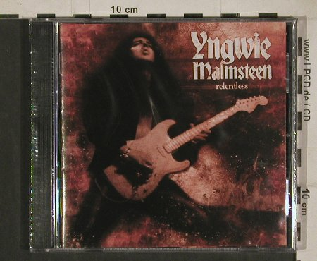 Yngwie Malmsteen: Relentless, FS-New, Rising Force(), US, 2010 - CD - 80719 - 7,50 Euro