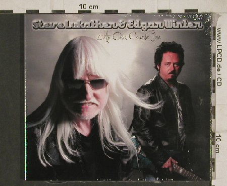 Lukather,Steve & Edgar Winter: An Old Couple Live, FS-New, Music Avenue(250278), EU, 2010 - CD - 80821 - 7,50 Euro