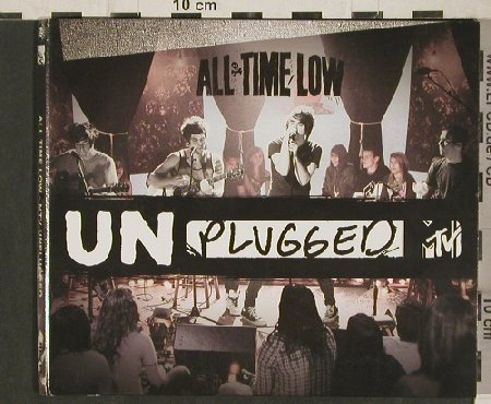 All Time Low: MTV Unplugged, Digi, Hopeless(HR711-2), , 2010 - CD/DVD - 80871 - 5,00 Euro