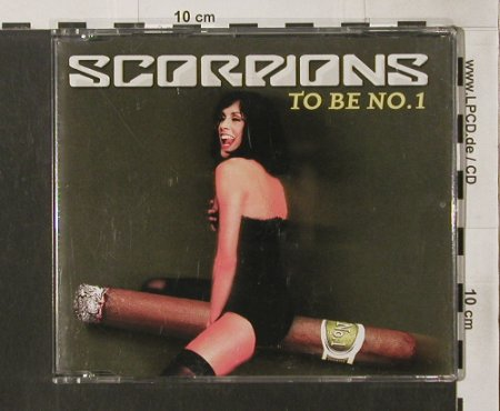 Scorpions: To Be No.1+1, Promo, EW(), D, 99 - CD5inch - 90253 - 5,00 Euro