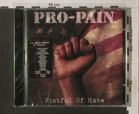 Pro-Pain: Fistful of Hate, FS-New, Rawhead(), , 2004 - CD - 91738 - 11,50 Euro