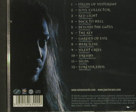 Cans: Beyond the Gates, FS-New, Sanctuary(), EU, 2004 - CD - 92422 - 7,50 Euro