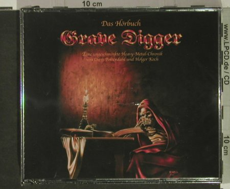 Grave Digger: Das Hörbuch, FS-New, GD(), , 2005 - 3CD - 92496 - 10,00 Euro