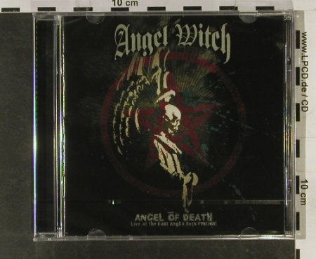 Angel Witch: Angel of Death - Live, FS-New, Mausoleum(), D, 2006 - CD - 93297 - 12,50 Euro