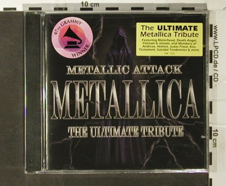 Metallica by V.A.: The Ultimate Tribute Album, Co, Big Deal(TMF 1700), US, FS.New, 2004 - CD - 93704 - 10,00 Euro