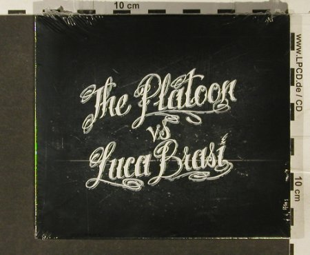 Brasi,Luca vs. the Platoon: Same, FS-New, Mad Mob Rec.(MM 41), D,  - CD - 94138 - 11,50 Euro