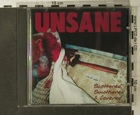 Unsane: Scattered Smothered & Covered, Rebel(084-45782), D, 1995 - CD - 95128 - 10,00 Euro
