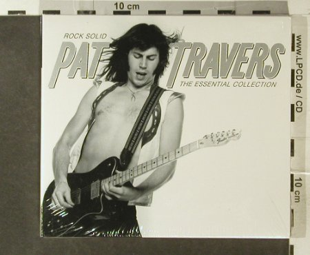 Travers,Pat: Rock Solid-The Essential Collection, Repertoire(REPUK 1024), D FS-New, 2004 - 2CD - 95409 - 14,00 Euro
