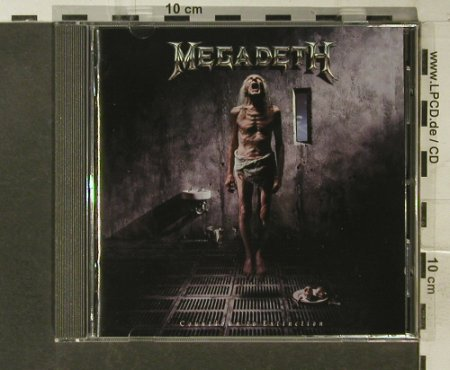 Megadeth: Countdown To Extinction, Capitol(7985312), NL, 1992 - CD - 95502 - 7,50 Euro