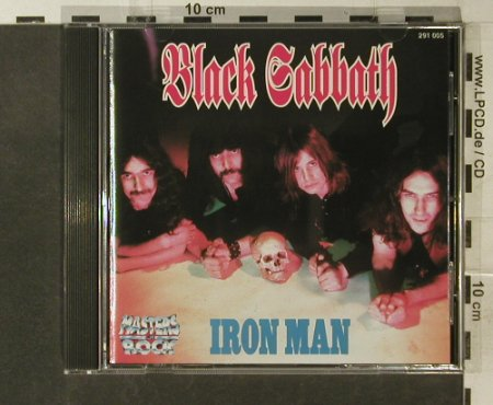 Black Sabbath: Iron Man, 12 Tr., Ariola Express(291 005-200), D, 1992 - CD - 95680 - 7,50 Euro