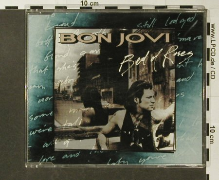 Bon Jovi: Bed Of Roses+3, Mercury(864 875-2), D, 1993 - CD5inch - 96524 - 2,50 Euro