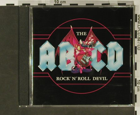 AB/CD: The Rock'n'Roll Devil, BMG(), D, 1992 - CD - 96778 - 10,00 Euro
