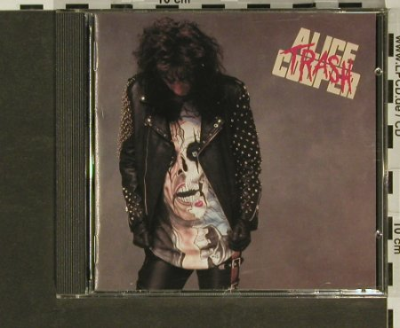 Cooper,Alice: Trash, Epic(), A, 1989 - CD - 96914 - 7,50 Euro