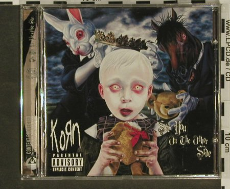 Korn: See You On The Other Side, EMI(), EU, 2005 - CD - 96969 - 7,50 Euro