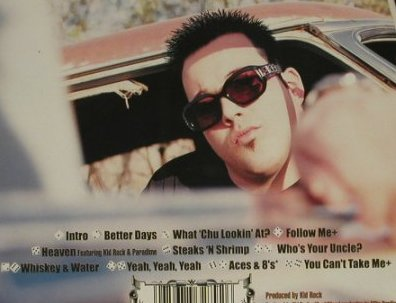 Uncle Kracker: Double Wide,feat. Kid Rock, Lava(), EU, 2000 - CD - 97352 - 5,00 Euro