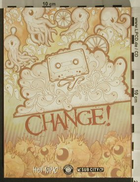 V.A.Change: Hot Topic, Sub City(), ,  - CD/DVD - 97489 - 12,50 Euro