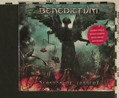 Benedictum: Season Of Tragedy, Digi, FS-New, Locomotive(), EU, 2007 - CD - 97494 - 10,00 Euro