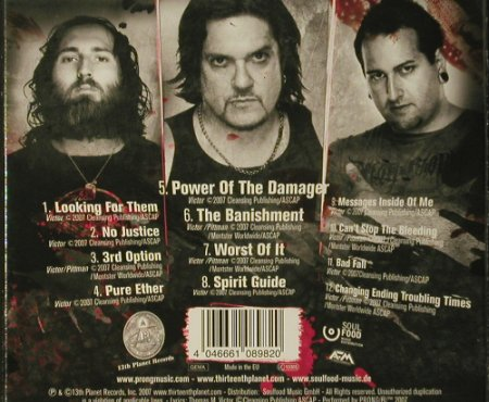 Prong: Power of the Damager, Digi, FS-New, 13th Planet Rock(), , 2007 - CD - 97649 - 11,50 Euro
