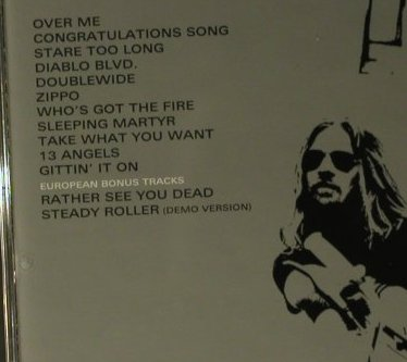 Corrosion of Conformity,COC: America's Volume Dealer, Sanctuary(MIScd004), UK, 2000 - CD - 97840 - 7,50 Euro