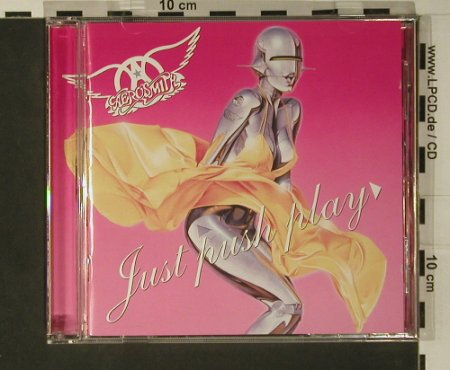 Aerosmith: Just Push Play, Columbia(), A, 2001 - CD - 97854 - 10,00 Euro