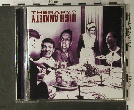 Therapy?: High Anxiety, Spitfire(SPITCD143), D, 2003 - CD - 98210 - 10,00 Euro