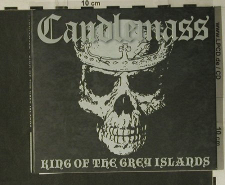 Candlemass: King Of The Grey Islands, Digi, Nuclear Blast(NB 1818-0), D, 2007 - CD - 98738 - 10,00 Euro
