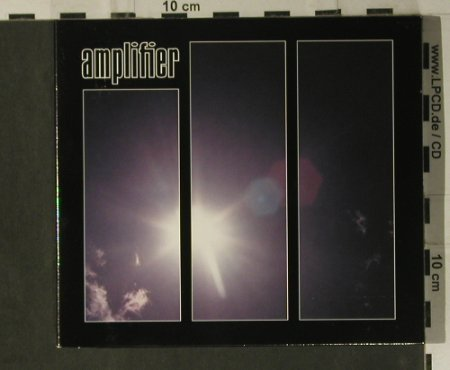 Amplifier: Same,+EP,  Digi, Steamhammer(085-99532), D, 2005 - 2CD - 98740 - 10,00 Euro