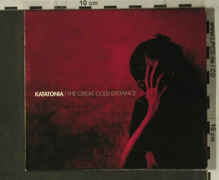 Katatonia: The Great Cold Distance, vg+/m-, Peaceville(CDVILEF 128), UK, 2006 - CD - 98744 - 5,00 Euro