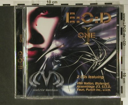 V.A.E:O:D One: Presented By Zillo, FS-New, Excentric(EX 01-05-300), , 2005 - 2CD - 98804 - 10,00 Euro