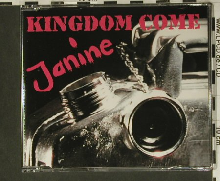 Kingdom Come: Janine+1, Viceroy(33 021-408), D, 1995 - CD5inch - 98845 - 2,50 Euro