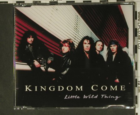 Kingdon Come: Little Wild Thing+2, WEA(), D, 1993 - CD5inch - 98846 - 3,00 Euro